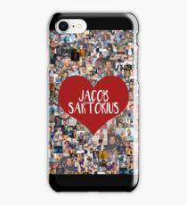 I love Jacob Sartorius iPhone Case/Skin