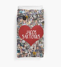 I love Jacob Sartorius Duvet Cover