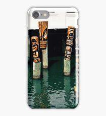 Eight Tikis iPhone Case/Skin