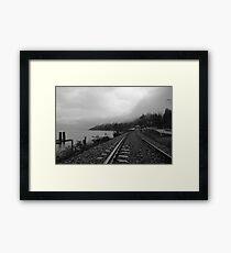 Sea to Sky Framed Print