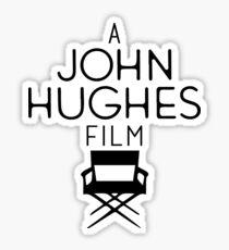 John Hughes Sticker