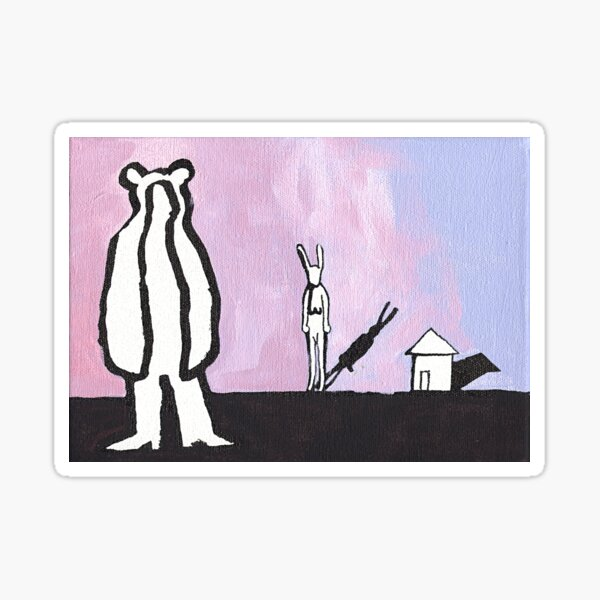 Fat Bear! Sticker