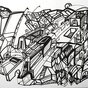 Dazed City '13 by jamingo