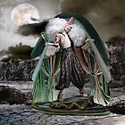 Moon Rain Dancer. by Andy Nawroski
