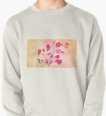 Silky Red Roses 2 Pullover