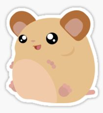 Ham Sir - The Chipper hamster Sticker