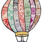 «globo aerostático» de MariaSandia