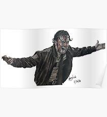 Rick Grimes Poster