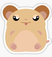 Ham Sir - The Angry hamster Sticker