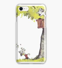 The Tree House iPhone Case/Skin