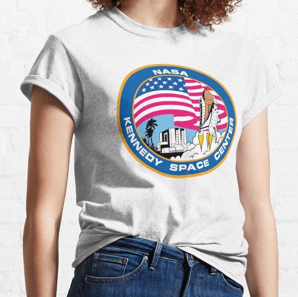 Nasa - Kennedy space center Classic T-Shirt