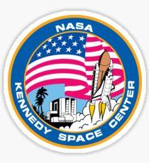 Nasa - Kennedy space center Sticker