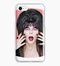Elvira iPhone Case/Skin