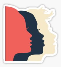 women's march on washington Sticker