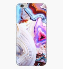 Agate Rocks, Slices of Earth iPhone Case