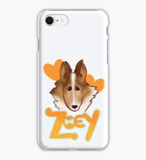 Zoey iPhone Case/Skin