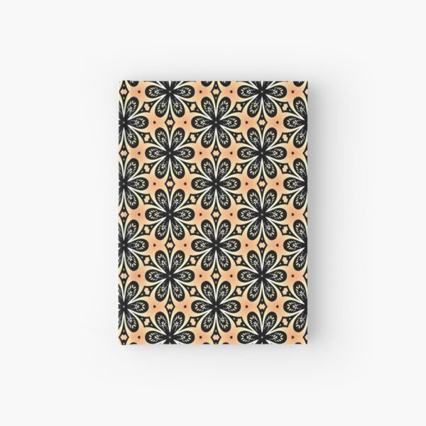 Peach Desire by Julie Everhart Hardcover Journal