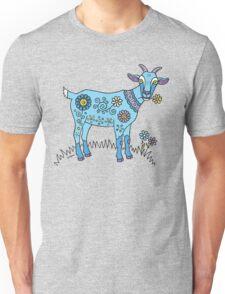 Blue Goat T-Shirt