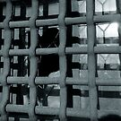 Cell window, Doge's Palace Venice by Maggie Hegarty