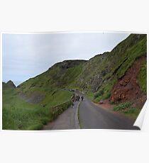 Giants Causeway Northern Ireland Poster