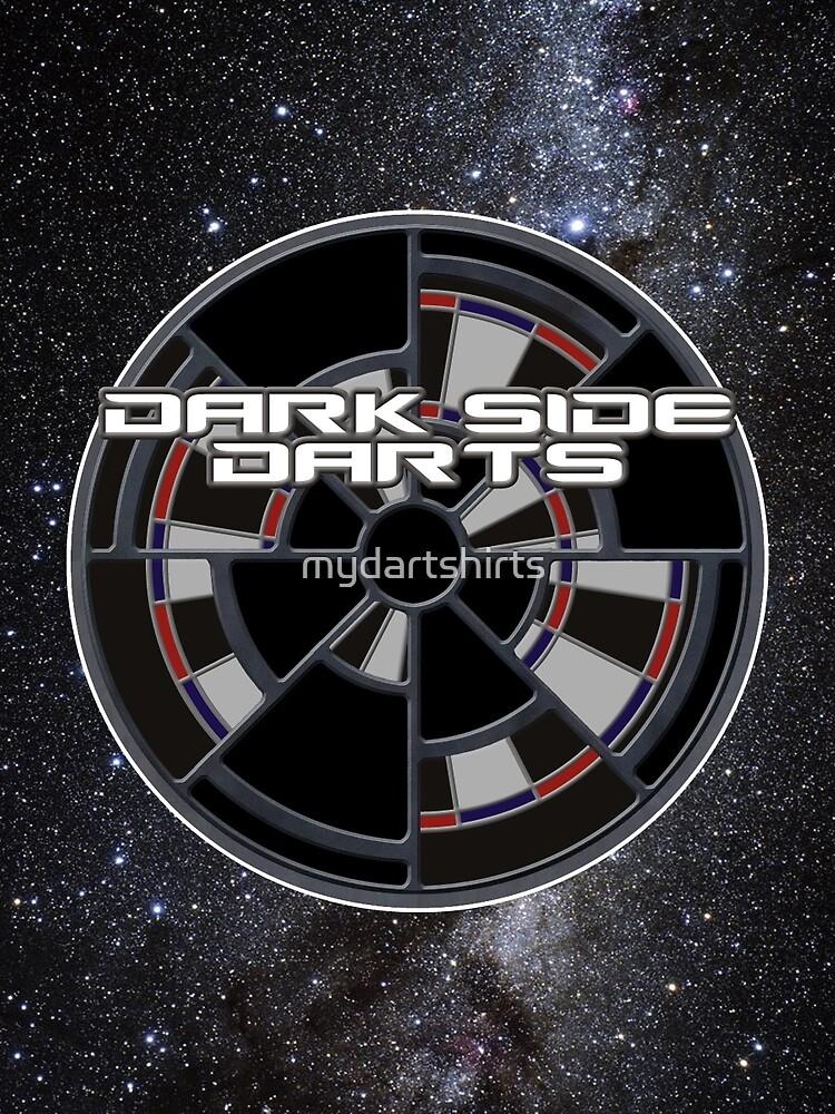 Dark Side Darts by mydartshirts