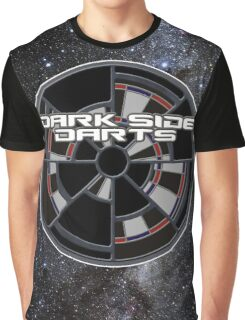 Dark Side Darts Graphic T-Shirt