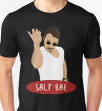 Salt Bae - #SaltBae Slim Fit T-Shirt