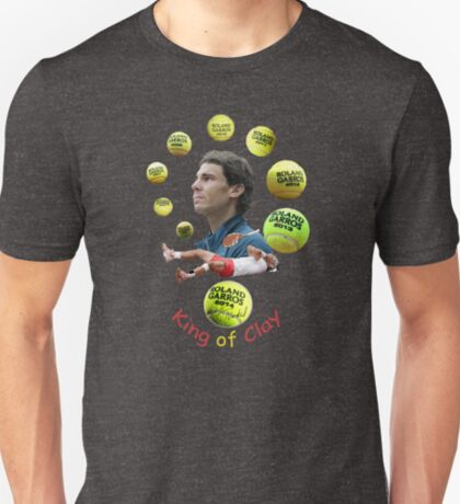 "Rafa ""King of Clay"" T-Shirt"