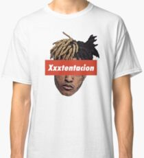 Xxxtentacion Box Logo Classic T-Shirt