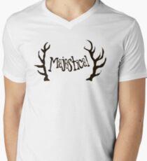 Hunt for the Majestical Men's V-Neck T-Shirt