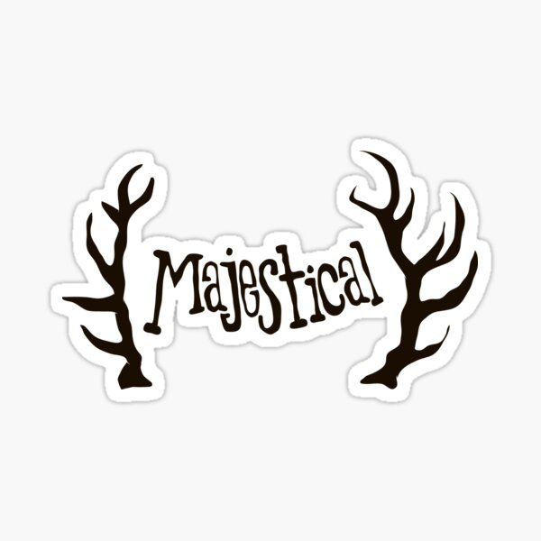 Hunt for the Majestical Sticker