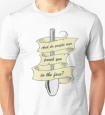 Spoon Punch! Unisex T-Shirt