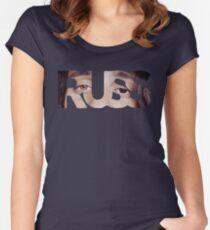 Russ in Russ Women's Fitted Scoop T-Shirt
