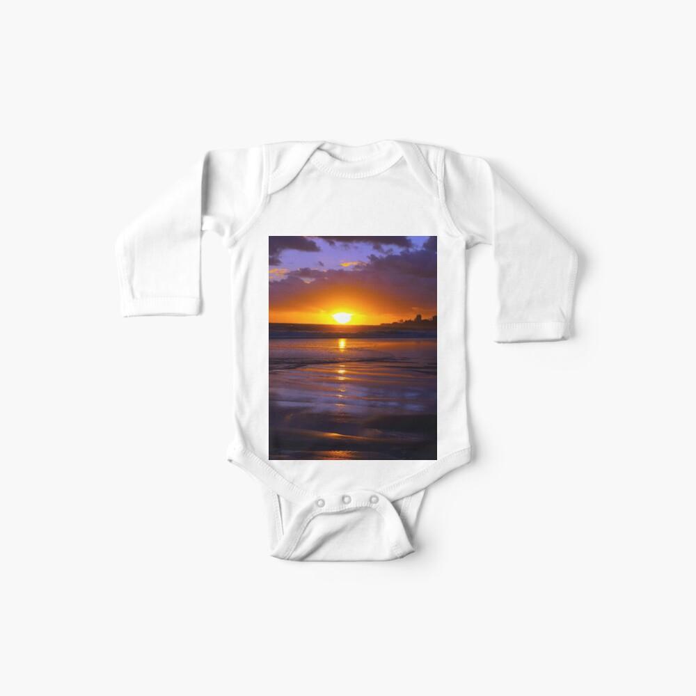 Bilinga Beach Sonnenaufgang 1 Baby Body