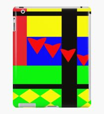 Fun with Color by Julie Everhart iPad Case/Skin