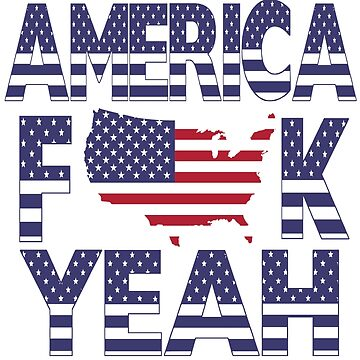 America F%#k Yeah! by Television-