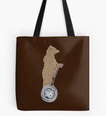 Bear Mobility Tote Bag