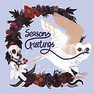 Season's Greetings by straungewunder