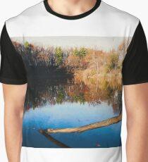 Autumn landscape Graphic T-Shirt