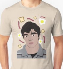 Walt Jr Loves Breakfast Unisex T-Shirt