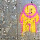 Graffiti Guy by agentgreen