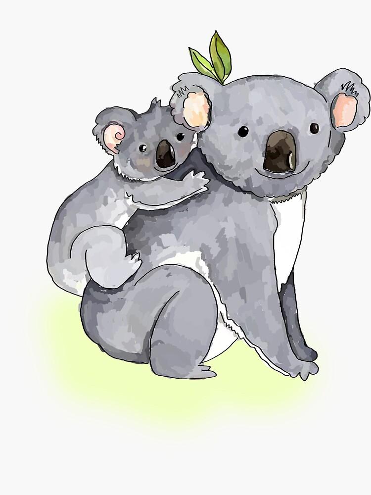 KOALA BUDDIES de amandaspac