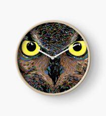 Natures Wisdom. Clock