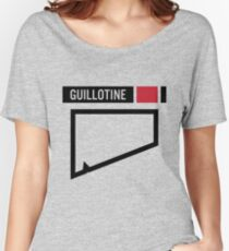 Guillotine - BJJ Women's Relaxed Fit T-Shirt
