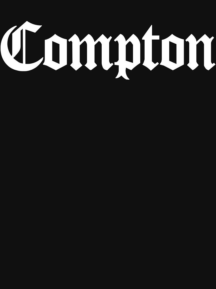 Compton by bruceperdew
