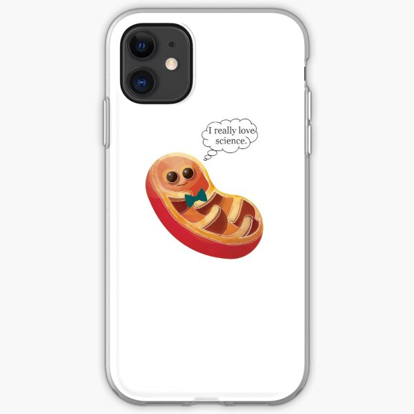 Mitochondrion iPhone Soft Case
