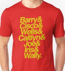 the flash& Unisex T-Shirt