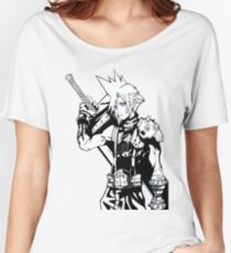 Lonely Swordmaster Women's Relaxed Fit T-Shirt