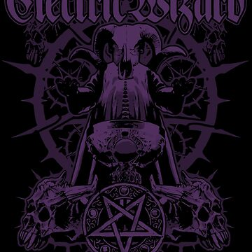 Electric Wizard - Purple by lnfernum