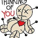 Thinking of You by DetourShirts
